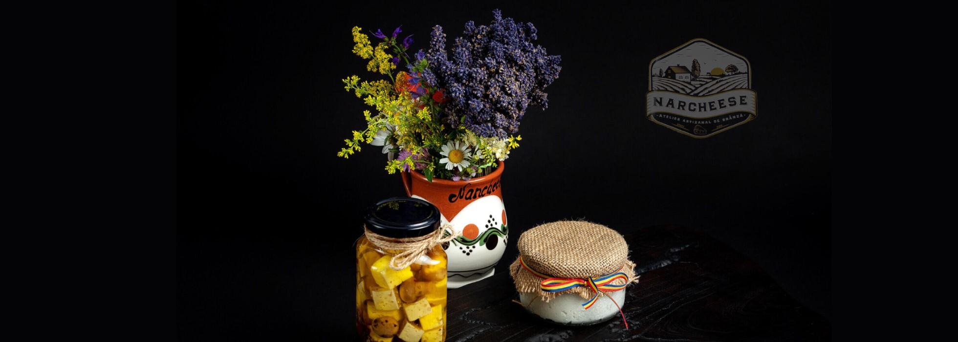 Brânzeturi proaspete & Cubulețe aromate